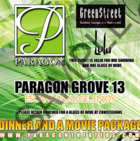 Dinner-and-a-movie deals in Grove