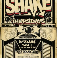 Shake Thursday party