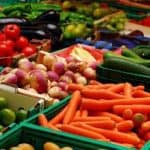 Upper Eastside Farmers Market every Saturday