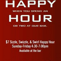 Ruth's Chris Happy Hour Special