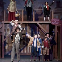 A Christmas Carol, the Musical:  Free Ticket Special