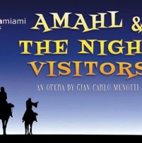 Get 50% Off Children's Tickets to Orchestra Miami's 'Amahl and the Night Visitors'