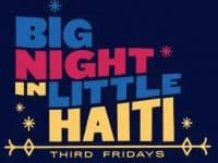 Free Big Night in Little Haiti