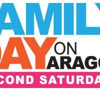 Family Day on Aragon: Movie, museum