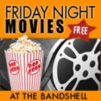 Bandshell free movies on Fridays: 'Coraline'
