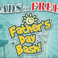 jungle-island-fathers-day-bash-dads-free