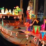 Miami Outboard Club Holiday Boat Parade