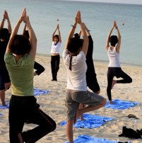 8 free yoga classes and fitness events in Miami (plus 4 by-donation classes)
