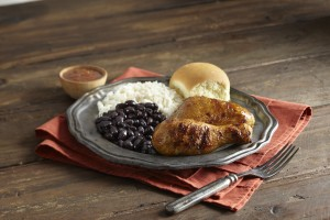 Quarter Chicken Pollo Tropical MED