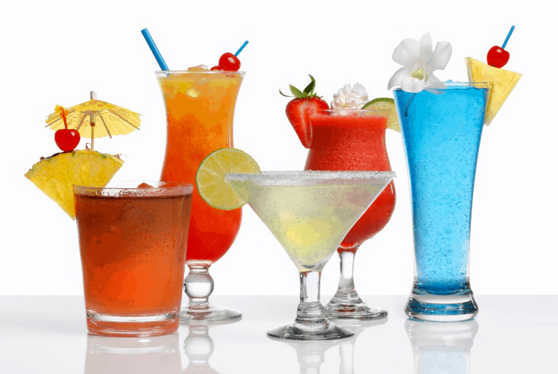 Best happy hours in coral gables miami on the cheap for Great vodka mixed drinks
