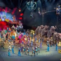 Ringling Bros. and Barnum & Bailey circus: Legends discount