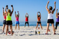 Free fitness classes with South Beach FitCamp