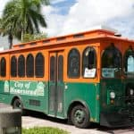 Free Homestead Trolley to national parks