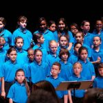 Free music sing-along by the Miami Children's Chorus