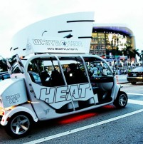 Free rides on Freebee extend to Downtown Miami and Brickell