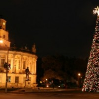 Free holiday tree lighting in Coral Gables