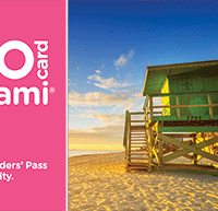 GO Miami Card -Sightseeing for Less