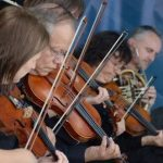 Free concert on beach by Orchestra Miami