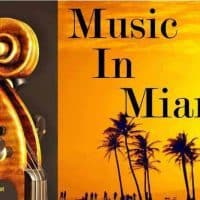 Music in Miami logo