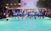 Take the plunge with Shore Club pool party