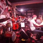 Free jazz jam every Monday night