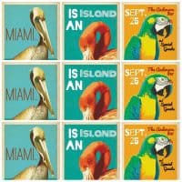 Free 'Miami is an Island' dance party