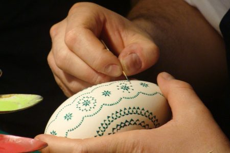 art-painting-easter-egg-craft
