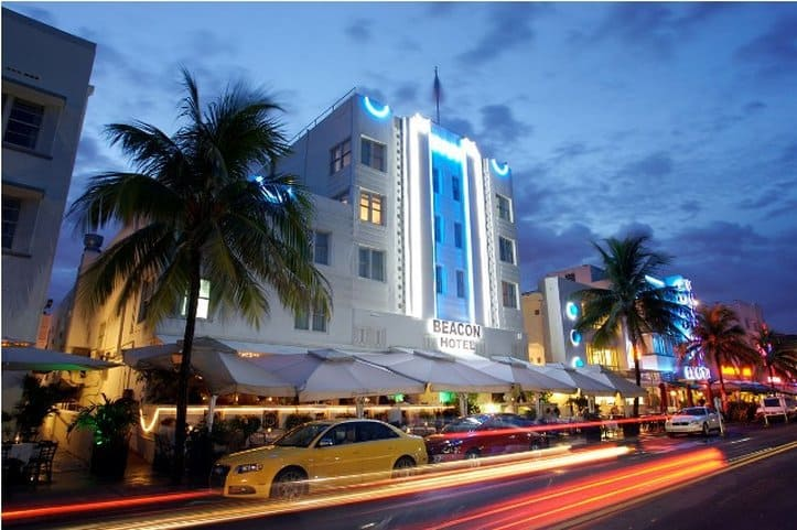 Cheap Hotels Ocean Drive Miami South Beach