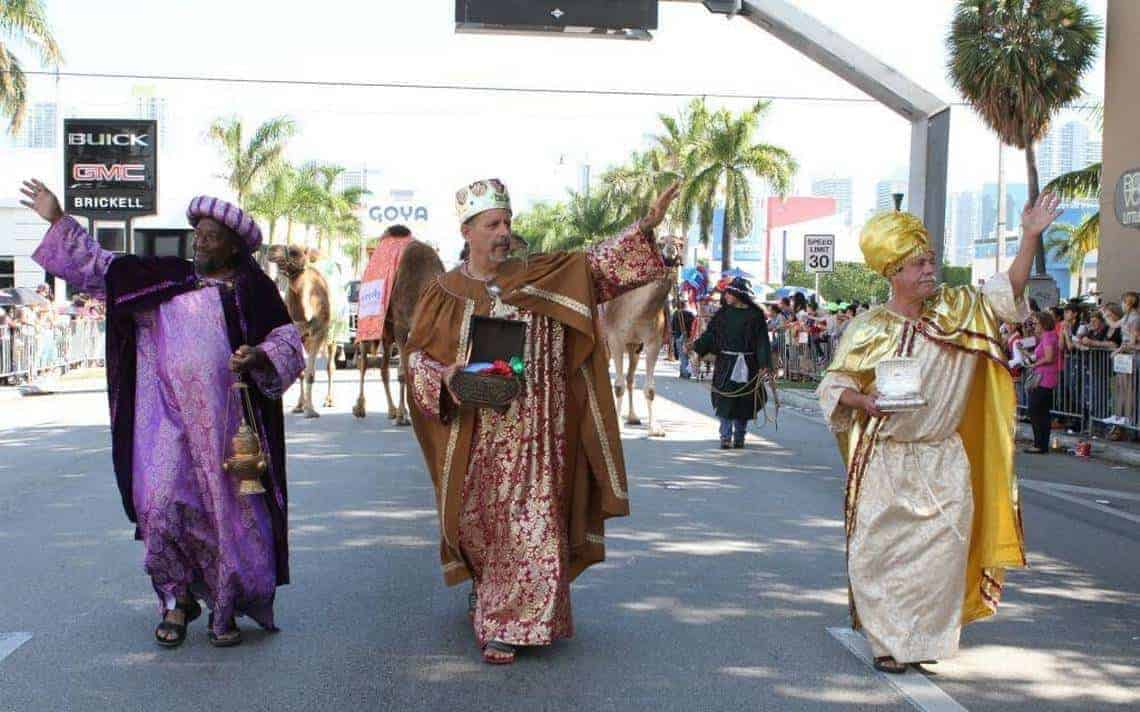 Three Kings Day Parade In Little Havana Miami On The Cheap