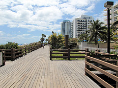 Miami Beach Boardwalk
