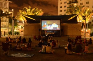 sunny-isles-beach-free-movie-night