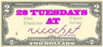 $2 Tuesdays at Ricochet