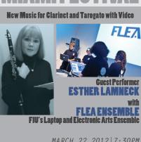 MAR 22 Concert Flyer POSTER