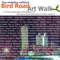 Bird Road Art Walk