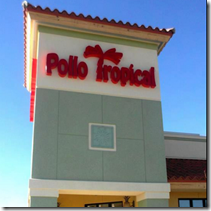 pollo tropical building