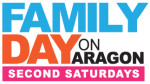Family Day on Aragon $5 movie and free crafts