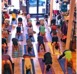 Free Pilates classes at Athleta store in Coral Gables