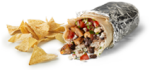 Win a 2-for-1 Chipotle burrito voucher