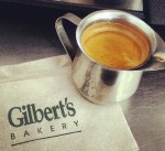 Free cafecito at Gilbert's on Fridays
