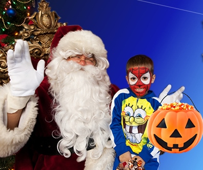 Santa's enchanted forest coupons