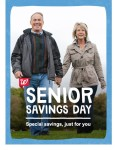 Senior Savings Day deals at Walgreens