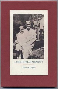 """a christmas memory truman capote When a team formed to write a stage musical of the truman capote short story """"a christmas memory"""" started working together, the three members found they had something crucial in common """"all three of us had the same feeling about this story,"""" said duane poole, who wrote the book """"because of that."""