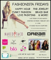 Free Fashionista Fridays at Dream South Beach
