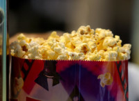 $3 off popcorn at Regal Cinemas in April