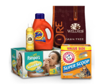Save 20% on groceries and toiletries