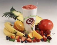 Jamba Juice: $2 Fruit and Veggie or Juice Blend