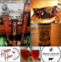 Bread + Butter's Frita Fridays and other happy hour deals