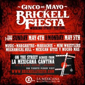 Brickell Fiesta Cinco de Mayo
