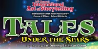 Free Tales Under the Stars events at area libraries