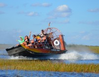 Everglades Safari Park coupon for $4 off